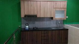 Jasa Pembuatan Kitchen Set Modern Di Balikpapan Produk Belum Tersedia