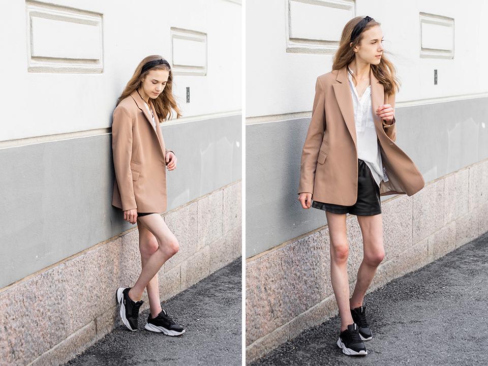 Blair Waldorf inspired outfit - Blair Waldorf inspiraatio, kesämuoti
