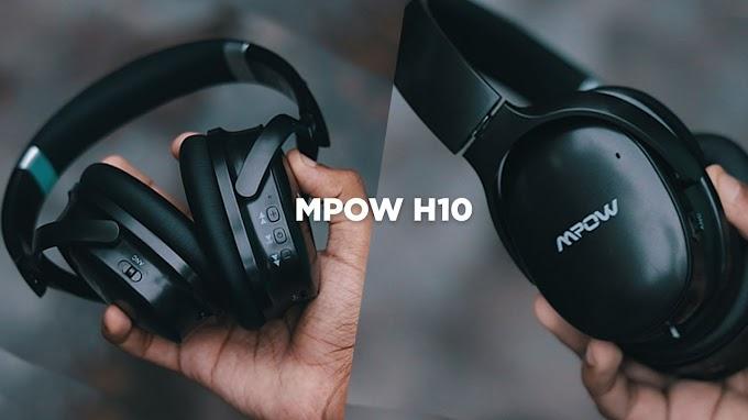 Sorteio de Um Headphone bluetooth com cancelamento de ruído H10!