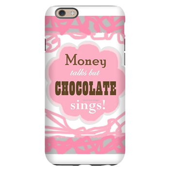 Chocolate Sings iPhone 6 Slim Case