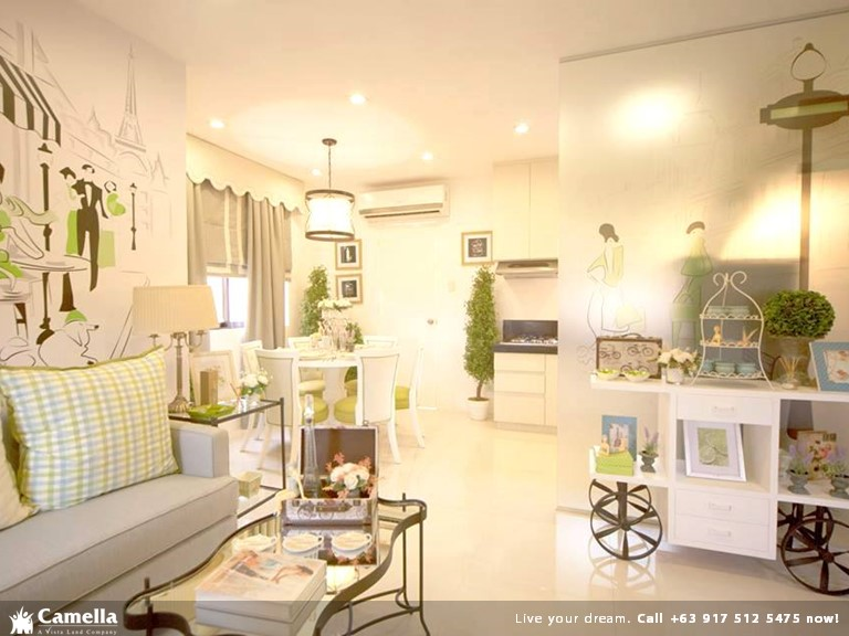 Photos of Elaisa - Camella Silang | Luxury House & Lot for Sale Silang Cavite
