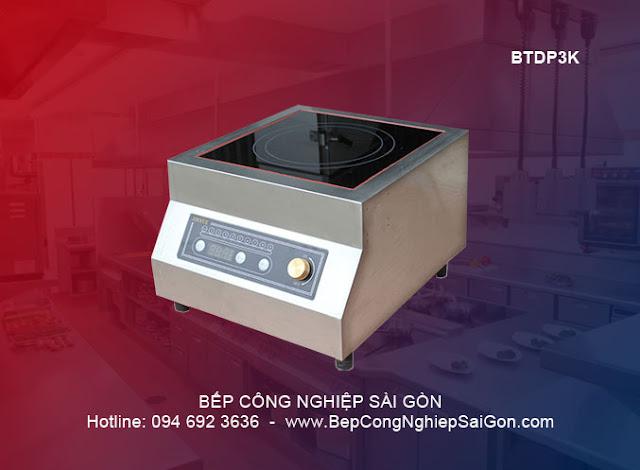 Bếp từ công nghiệp đơn mặt phẳng BTDP3K