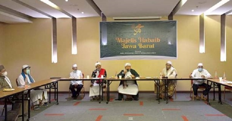 Majelis Habaib Jawa Barat Serukan Ummat Aktif Merajut Persatuan Bangsa