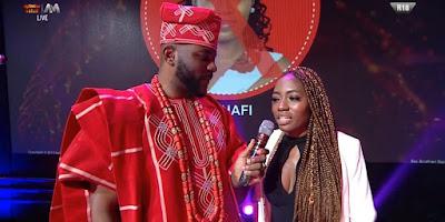 Ebuka and Khafi