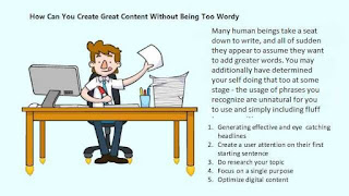 How Can You Create Great Content Without Being Too Wordy?