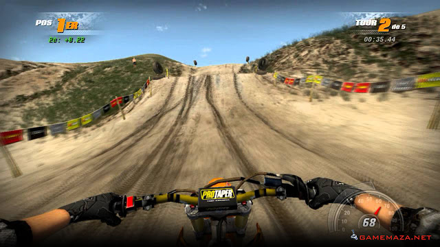 MX VS ATV Supercross Gameplay Screenshot 4