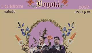 """Concierto de """"LA OTRA"""" en Bogota"""