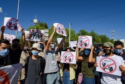 البرلمان التونسي ، الحكومة التونسية ، تونس ، رجال الأمن د ب أ، حربوشة نيوز