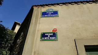 Invader PA_598 in Paris, France