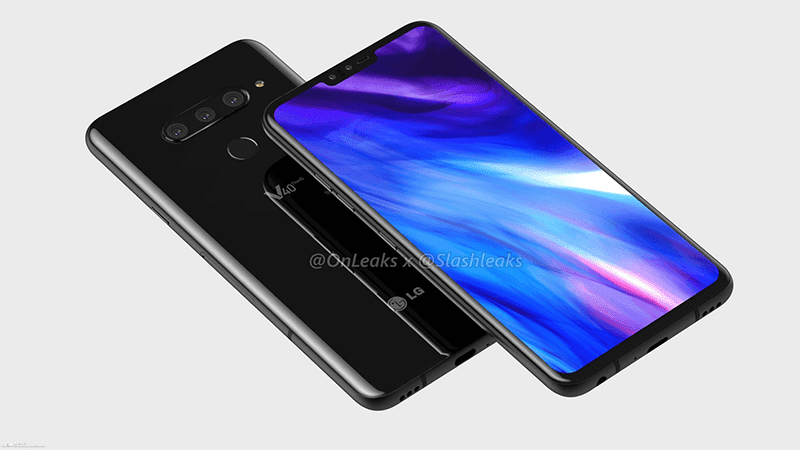 LG V40 ThinQ specs leaks, will feature SD845 and five cameras