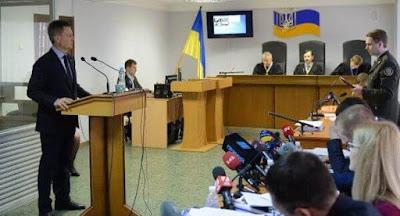 В Киеве продолжается процесс о госизмене Януковича