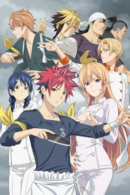 Food Wars! Shokugeki no Soma: The Fourth Plate