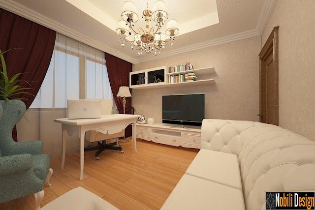 Design Interior/Amenajari Interioare-Constanta-Design interior case apartamente-Perdele draperii