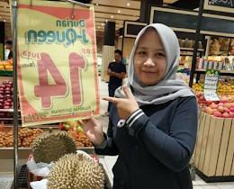 Ini Faktanya Durian J-Queen yang Dijual Rp14 Juta di Tasikmalaya
