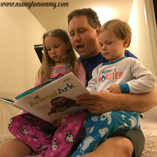 National Reading Month with National Geographic Kids