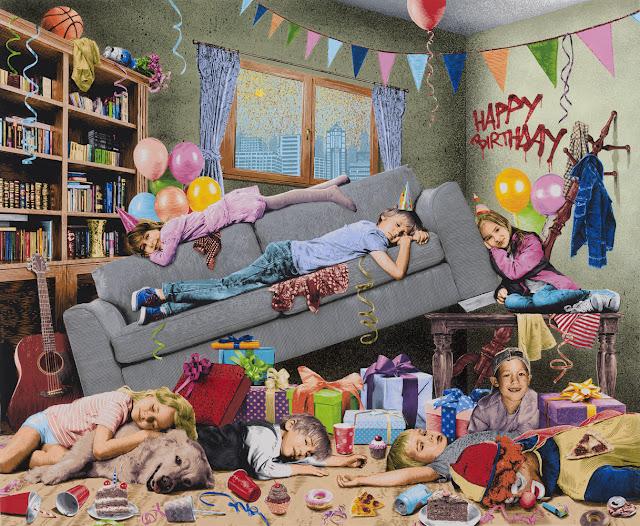 """Hangover"" © STMTS 2017"