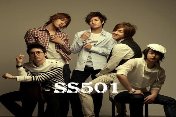 SS501 Making A Lover