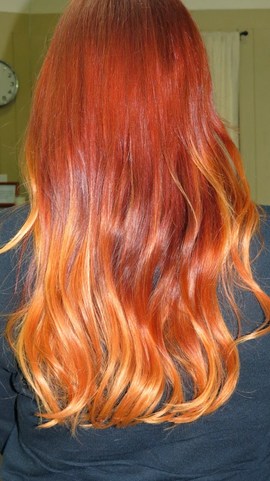 An Ombre Reverse The Trip Of How Hair Trends Begin