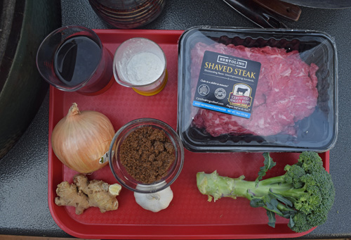 Certified Angus Beef Brand Shaved Steak is a staple for many recipes at our home.
