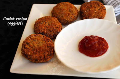 beef cutlet recipe without egg yummy cutlet crispy