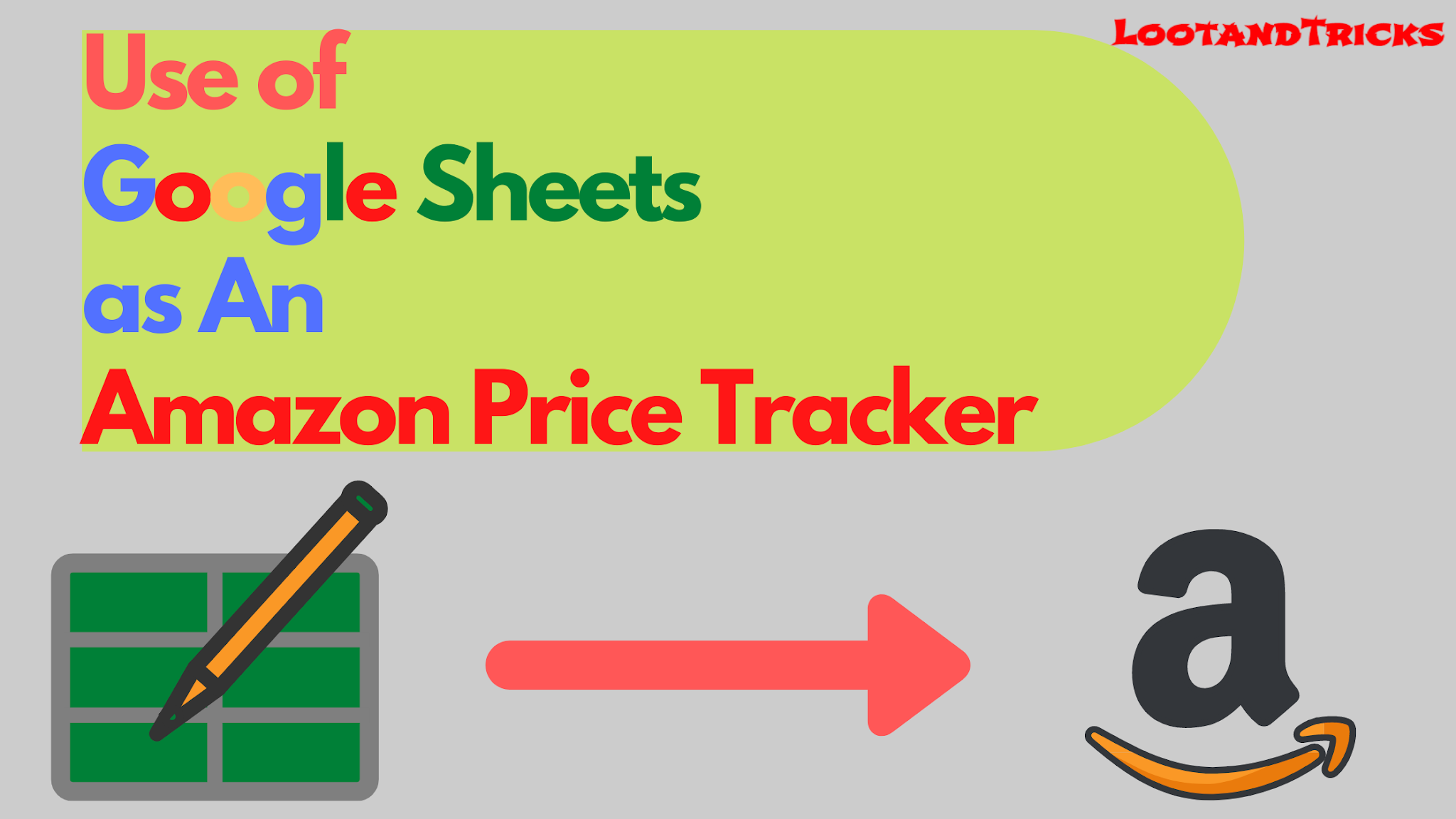 How to Make Use of Google Sheets as An Amazon Price Tracker