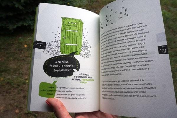 a Adi powiedział - książka dla dzieci, która zachęca do przygód