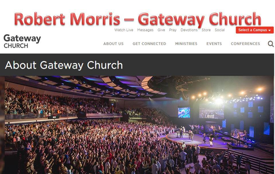 Robert Morris - Gateway Church