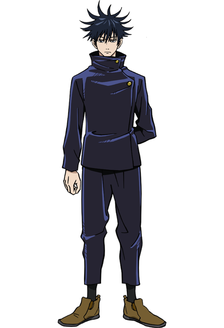 ฟุชิงุโระ เมงุมิ (Fushiguro Megumi: 伏黒 恵) @ Jujutsu Kaisen มหาเวทย์ผนึกมาร (Sorcery Fight: 呪術廻戦)
