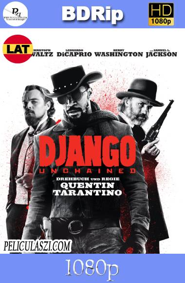 Django Sin Cadenas (2012) HD BDRip 1080p Dual-Latino