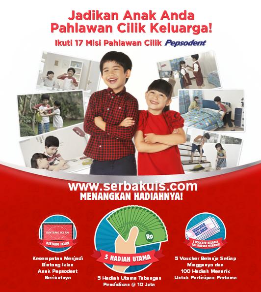 Kontes Foto Anak Berhadiah Tabungan Pendidikan Total 50 JUTA