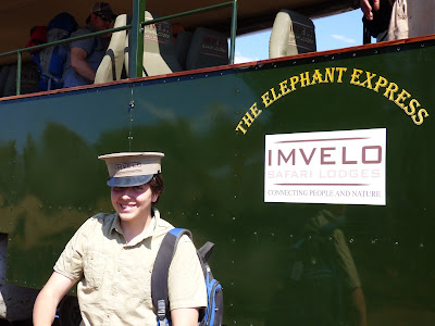 July 22 - Magical Rail Journey to Victoria Falls