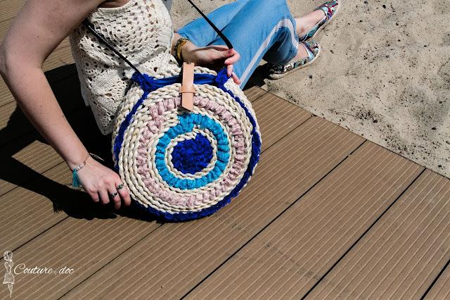 basket bag, maroko, handmade, torba, koszyk, boho