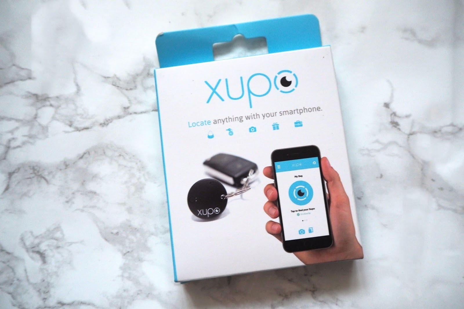 Xupo packaging