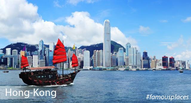 tourist destination in hongkong