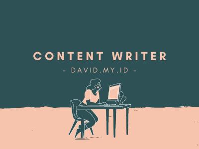 Mengenal Content Writer dan Peluangnya Menghasilkan Uang