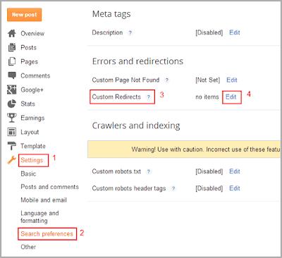 Cara Mengatasi Sitemap.xml Custom Domain Blogger