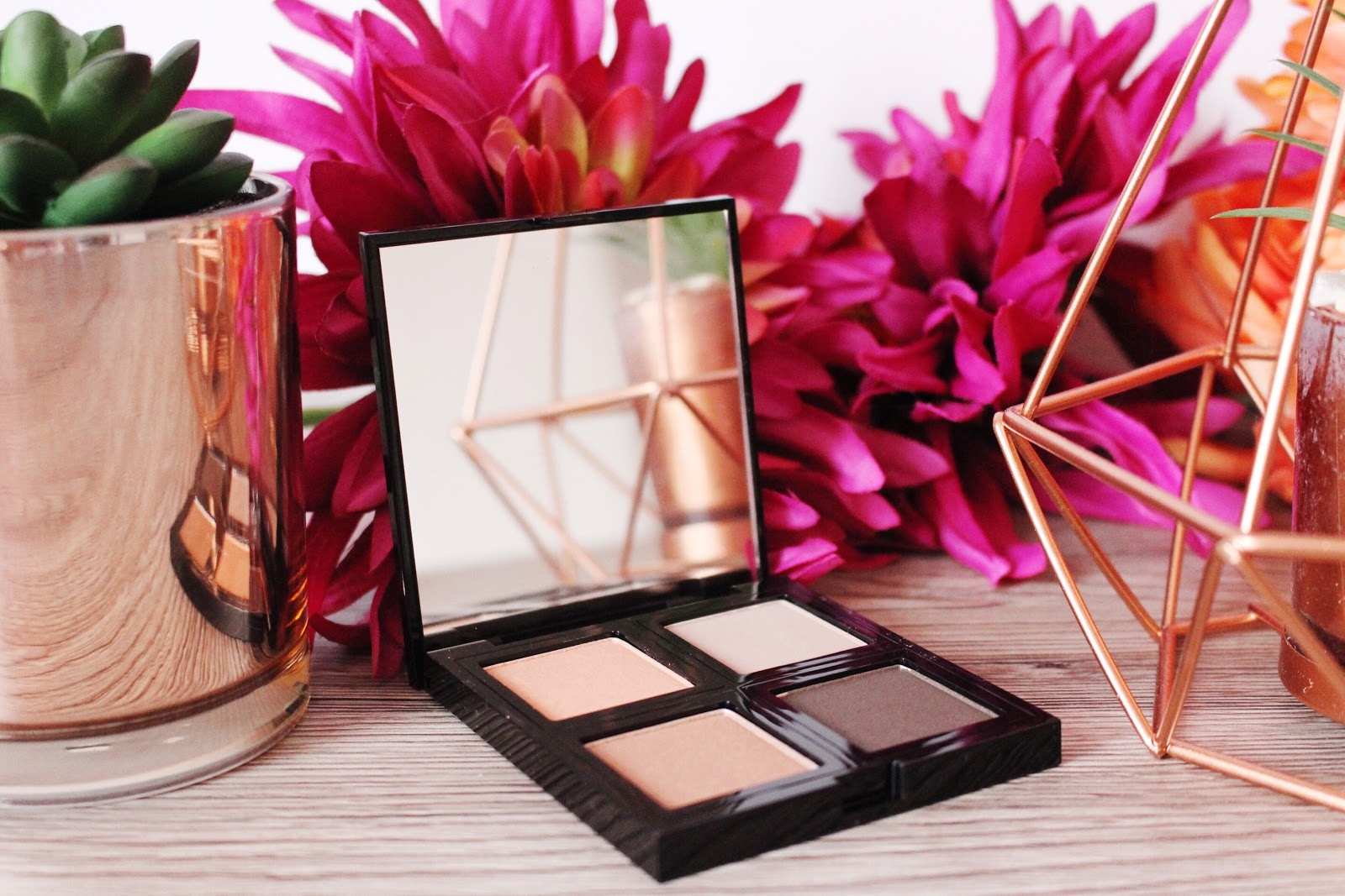 The Body Shop Down To Earth Eye Palette | Review