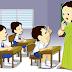 टीचर – हिम्मत-ए-मर्दा, मदद-ए-ख़ुदा इसका मतलब बताओ