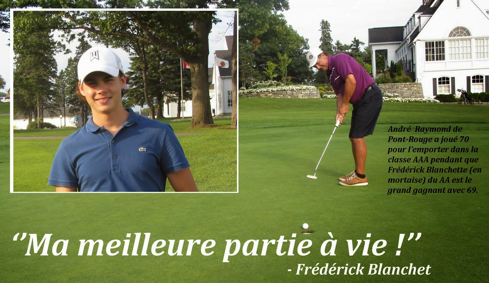 Amateur contest golf consider, that