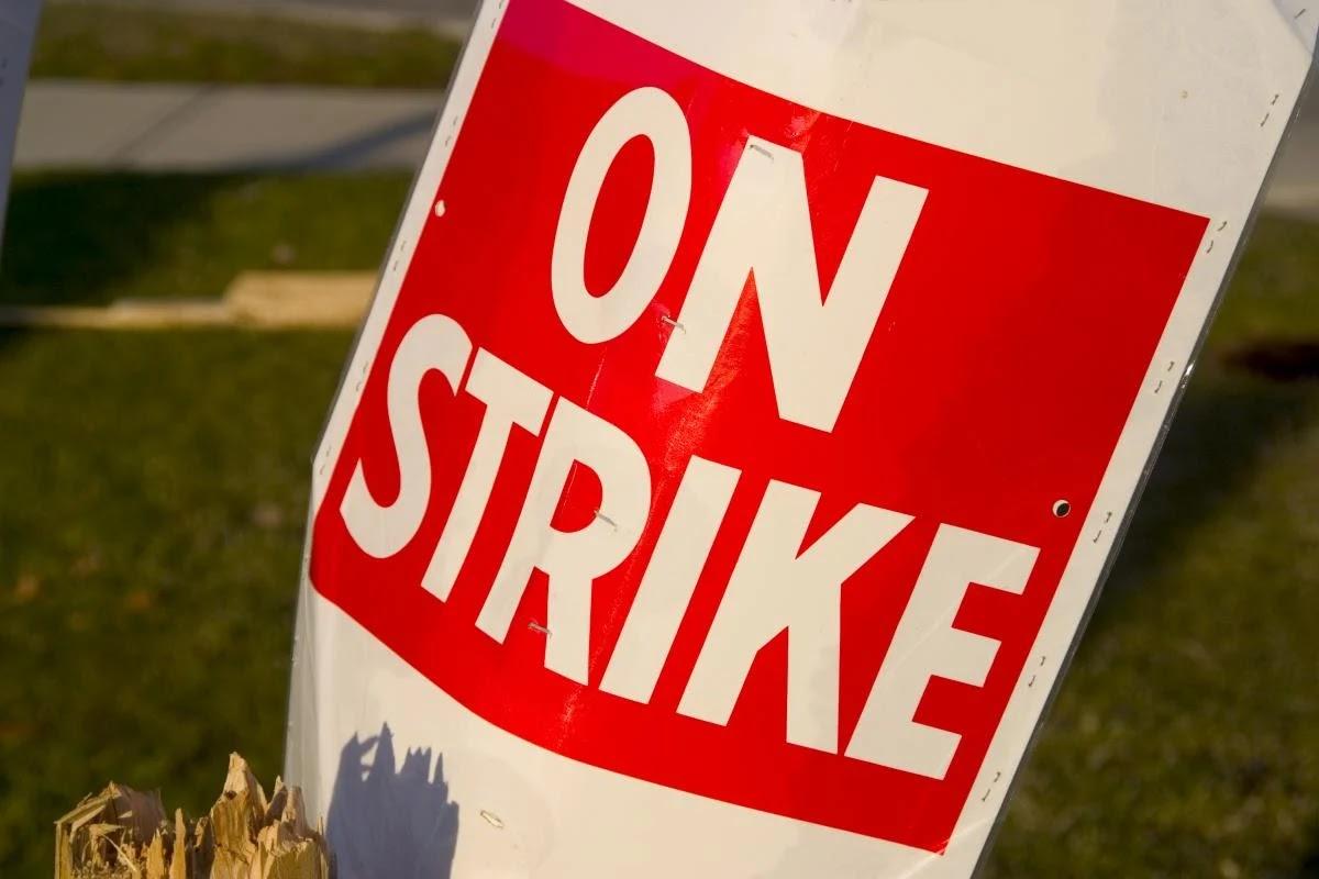 हड़ताल - फोटो : Demo Pic