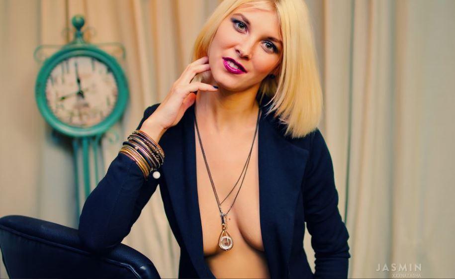 NatashaBlondie Model GlamourCams