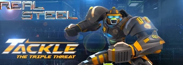Game Real Steel HD v1.4.9 APK