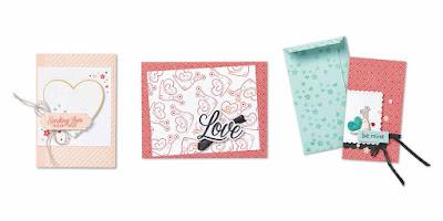 January 2021 Sending Hearts Paper Pumpkin Alternative Projects #paperpumpkin