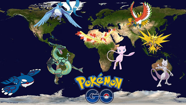 Pokémon Go - MichellHilton.com