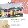 Rumah Bekasi 100% Syariah Tanpa Riba - Perumahan Sharia Islamic Village Ciledug Setu