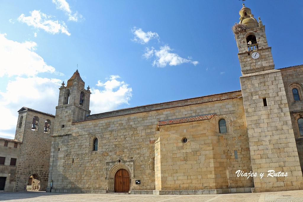 Iglesia de Nuestra Señora entre Dos Álamos, San Felices