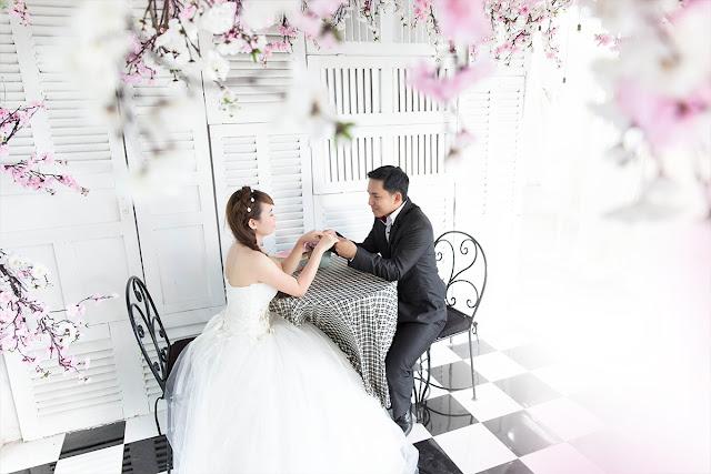 Phim truong The Vow Wedding House Da Nang