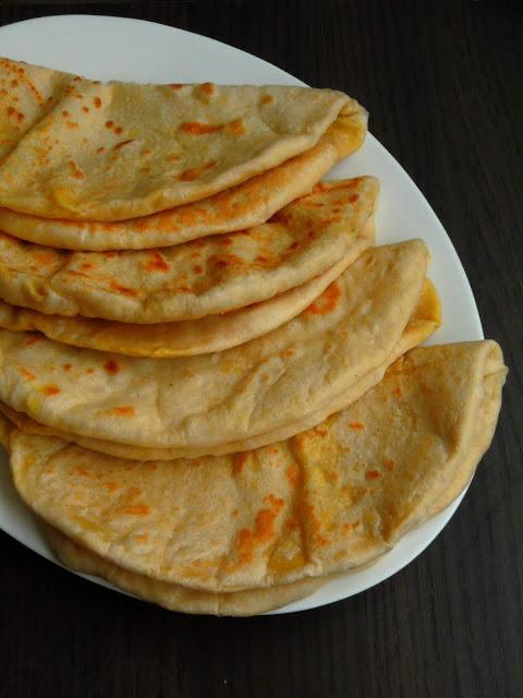 Trini Dhalpuri Roti, Dal Puri
