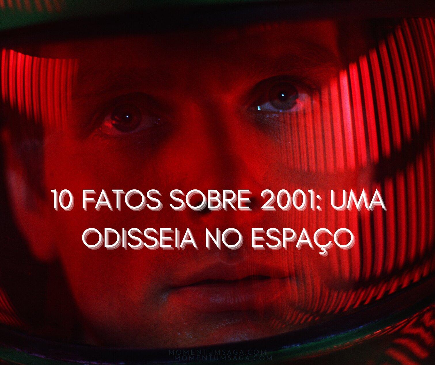 10 coisas que você não sabia sobre 2001: Uma odisseia no espaço