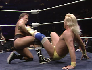 NWA Bunkhouse Stampede 1988 Event Review - Larry Zybysko and Barry Windham battled for the UWF Western States Herritage Championship